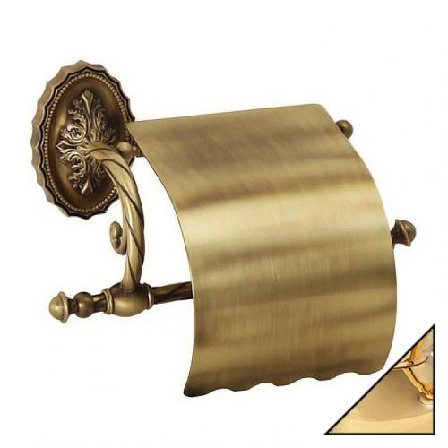 Держатель туалетной бумаги Migliore Edera ML.EDR-60.306.DO золото