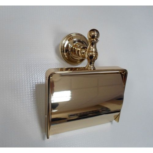 Держатель туалетной бумаги Migliore Mirella ML.MRL-M059.DO золото