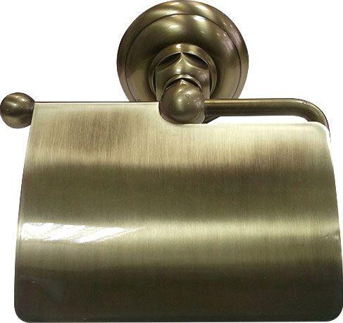 Держатель туалетной бумаги Nicolazzi Classica 1492DB с крышкой