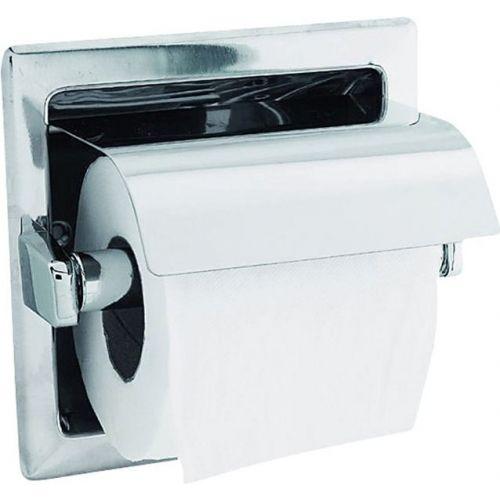 Держатель туалетной бумаги Nofer Classic 05203.В встраиваемый, глянцевый