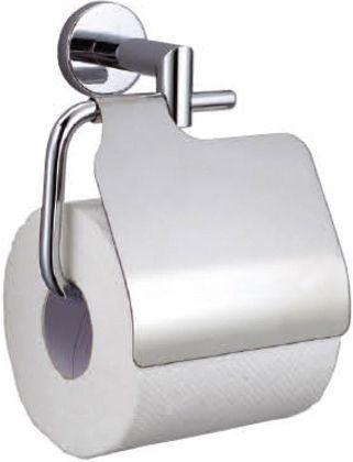 Держатель туалетной бумаги Nofer Line 16500.W белый
