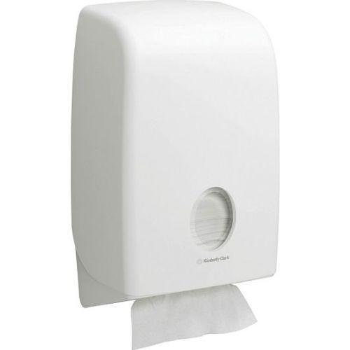 Диспенсер бумажных полотенец Kimberly-Clark Aquarius 6945 листовой