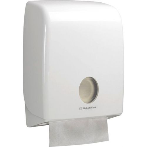 Диспенсер бумажных полотенец Kimberly-Clark Aquarius 6954 листовой