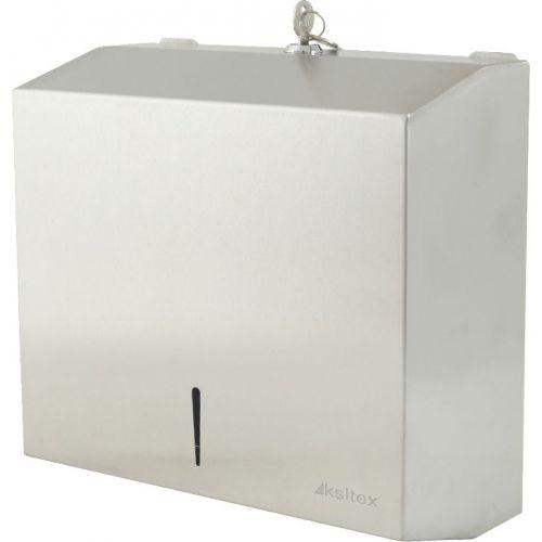 Диспенсер бумажных полотенец Ksitex TН-5823SS