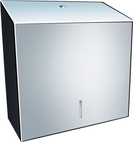 Диспенсер бумажных полотенец Merida Stella Maxi ASP101 полированный
