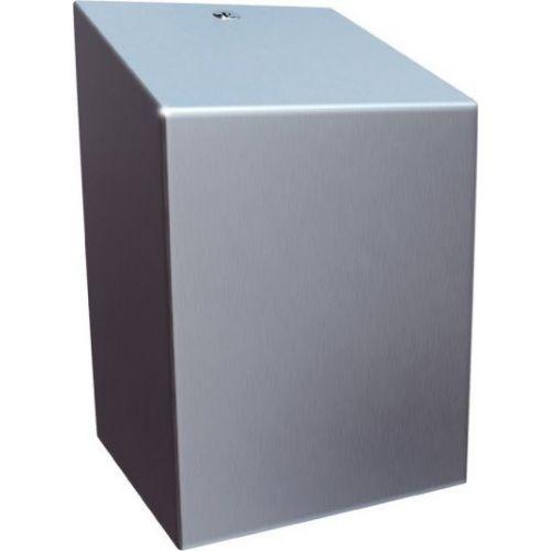 Диспенсер бумажных полотенец Merida Stella Maxi CSM101 матовый