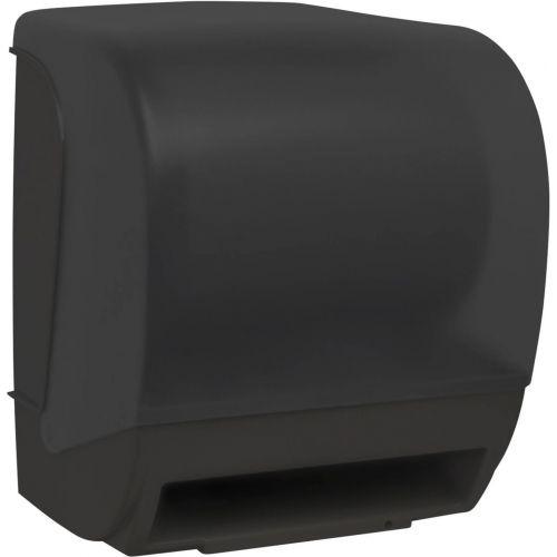 Диспенсер бумажных полотенец Nofer Industrial 04004.2.BK черный
