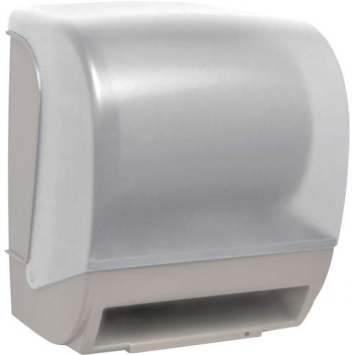 Диспенсер бумажных полотенец Nofer Industrial 04004.2.W белый