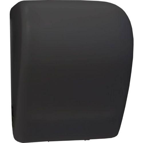 Диспенсер бумажных полотенец Nofer Industrial 04032.2.BK автоматический, черный
