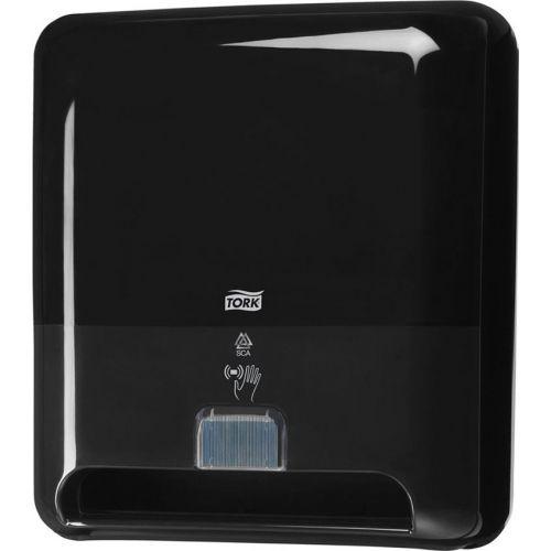 Диспенсер бумажных полотенец Tork Elevation Matic 551108 H1 черный