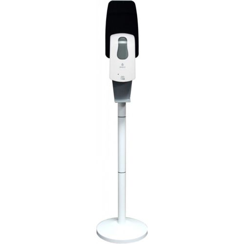 Диспенсер для антисептика Binele SF08AW наливной, напольный, белый