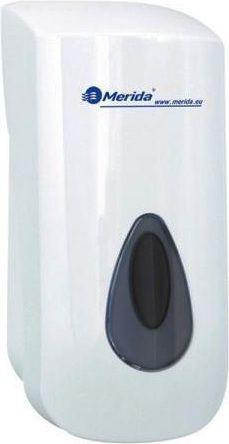 Диспенсер для мыла Merida Top Mini DTS102 серая капля