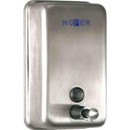 Диспенсер для мыла Nofer Inox 03001.S