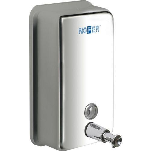 Диспенсер для мыла Nofer Inox 03001.В