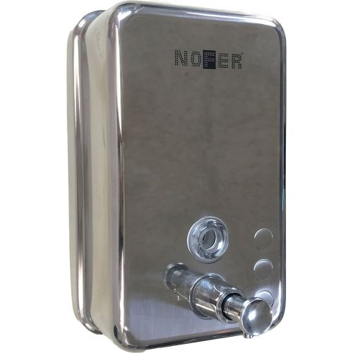 Диспенсер для мыла Nofer Inox 03041.B