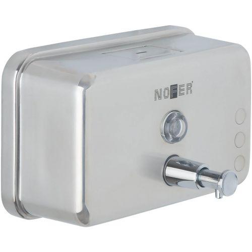 Диспенсер для мыла Nofer Inox 03042.S