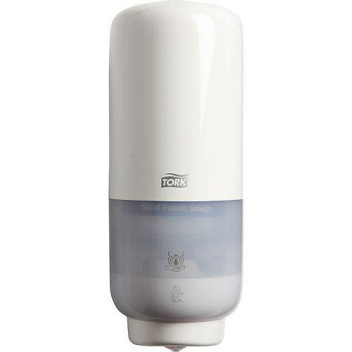 Диспенсер для мыла Tork Elevation 561600 S4 белый