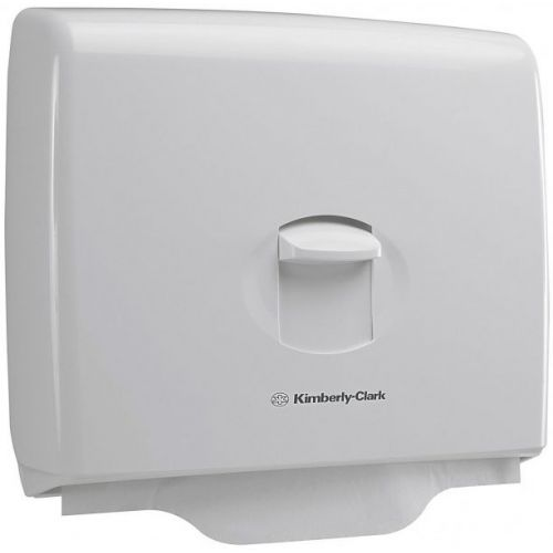Диспенсер сидений для унитаза Kimberly-Clark Professional Aquarius 6957 белый