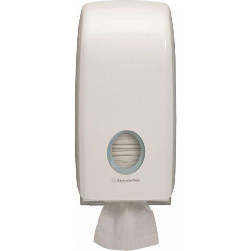 Диспенсер туалетной бумаги Kimberly-Clark Aquarius 6946 листовой