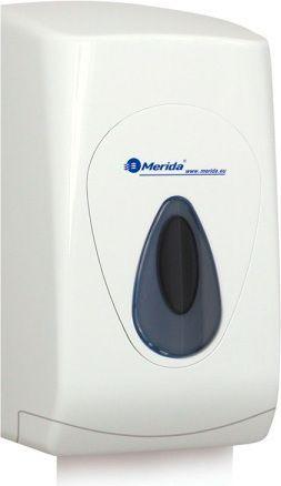 Диспенсер туалетной бумаги Merida Top BTS401 серая капля