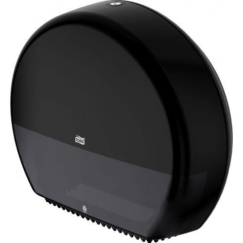 Диспенсер туалетной бумаги Tork Elevation 555008 черный