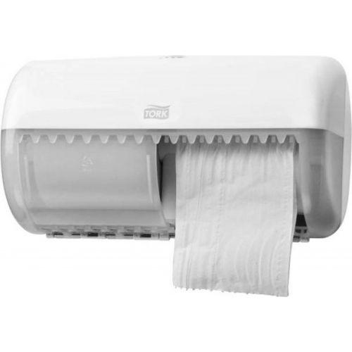 Диспенсер туалетной бумаги Tork Elevation 557000 белый