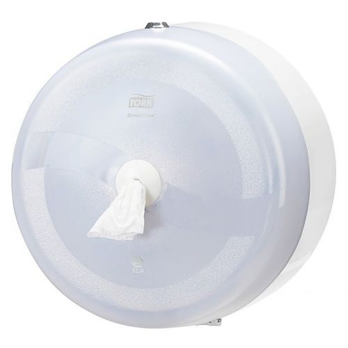 Диспенсер туалетной бумаги Tork Wave SmartOne 294019 белый