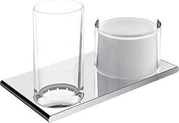 Дозатор Keuco Edition 400 11553 со стаканом