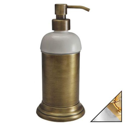 Дозатор Migliore Mirella ML.MRL-4412.CRDO хром-золото