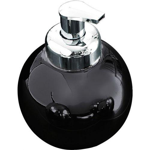 Дозатор Ridder Bowl 22240510 для пенного мыла, черный