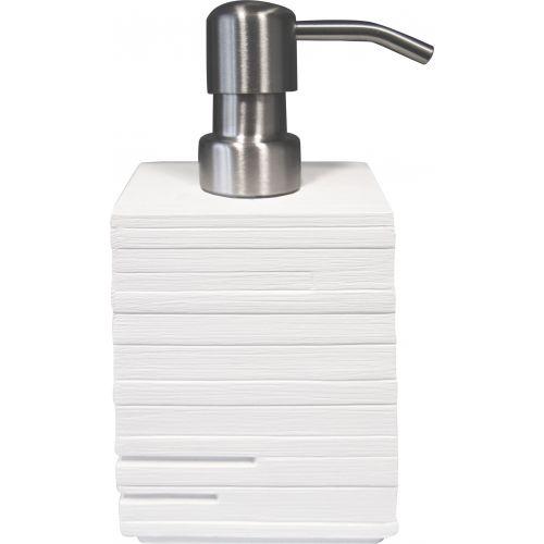 Дозатор Ridder Brick 22150501 белый
