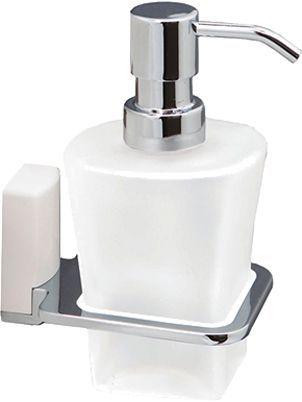 Дозатор Wasserkraft Leine White K-5099White