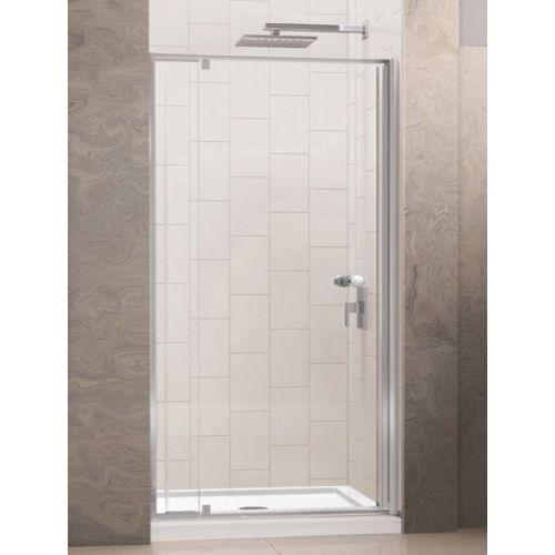 Душевая дверь в нишу RGW Passage PA-02 (970-1100)х1850 стекло чистое