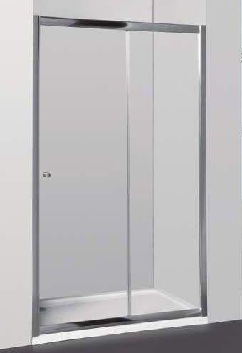 Душевая дверь в нишу RGW Classic CL-12 (1160-1210)x1850 стекло чистое