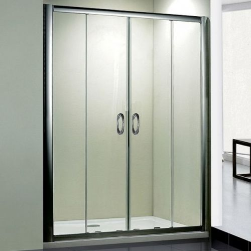 Душевая дверь в нишу RGW Passage PA-11 (1200-1240)x1950 профиль хром, стекло чистое