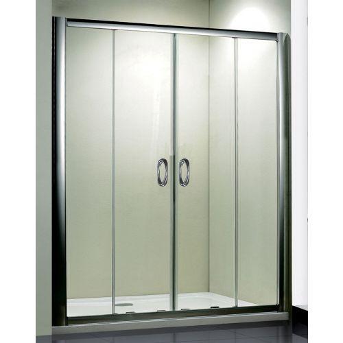 Душевая дверь в нишу RGW Passage PA-11 (1700-1740)x1950 профиль хром, стекло чистое