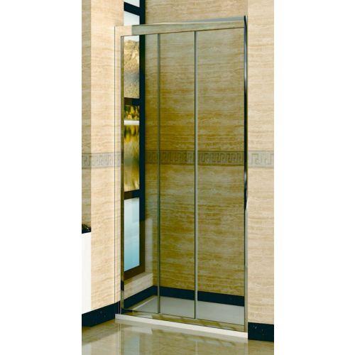 Душевая дверь в нишу RGW Classic CL-11 (860-910)x1850 профиль хром, стекло чистое