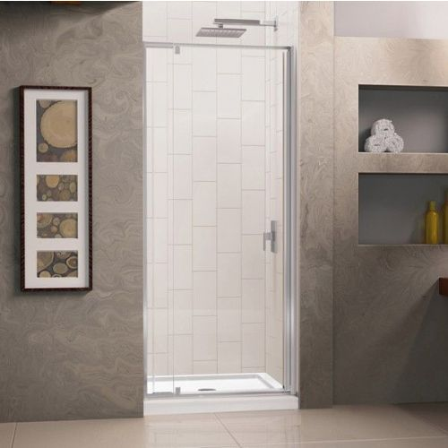 Душевая дверь в нишу RGW Passage PA-02 (870-1000)х1850 стекло чистое