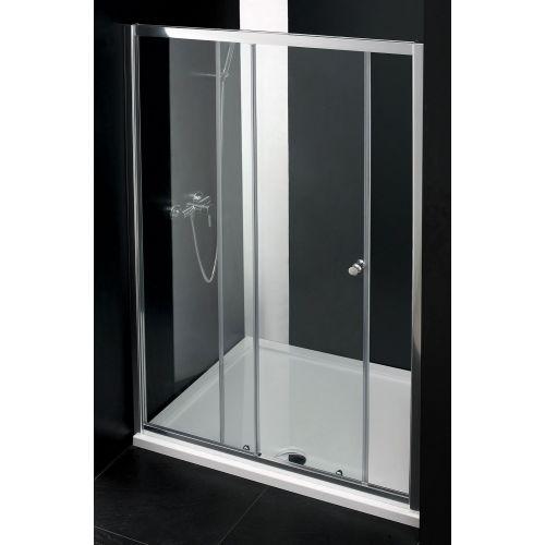 Душевая дверь в нишу Cezares Anima W BF1 130 C Cr