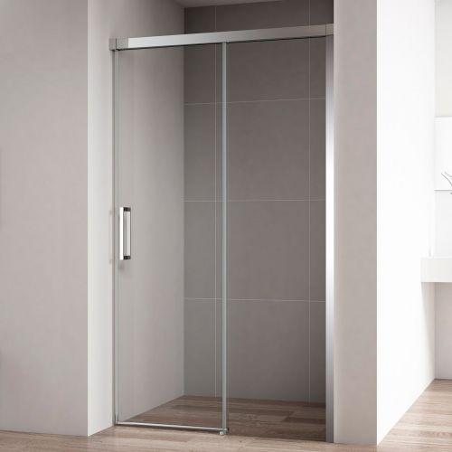 Душевая дверь в нишу Cezares Duet Soft BF 1 130 C Cr