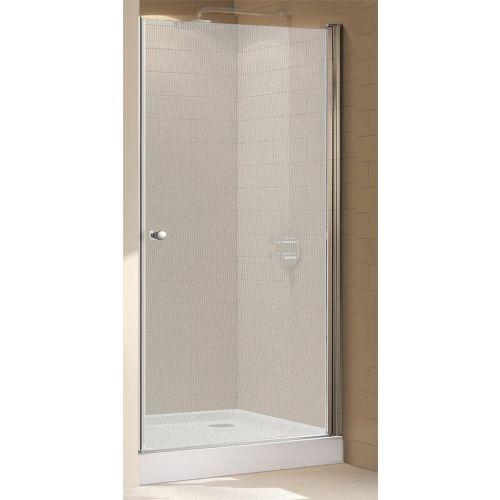 Душевая дверь в нишу Cezares Eco O B 1 95 P Cr стекло punto