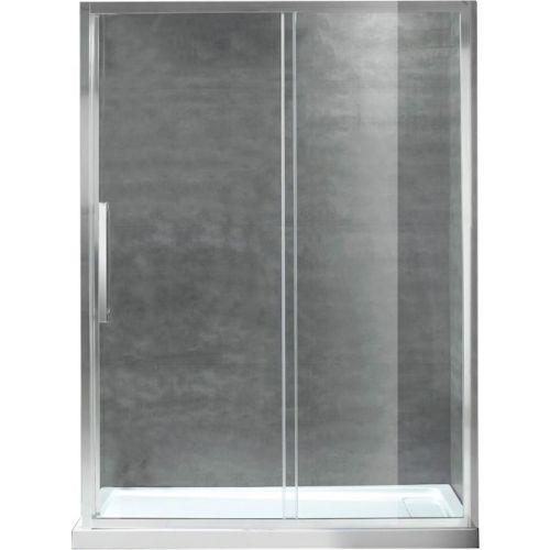 Душевая дверь в нишу Cezares Lux soft W BF1 140 C Cr IV