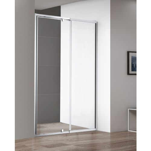 Душевая дверь в нишу Cezares Variante B 1 130/140 C Cr