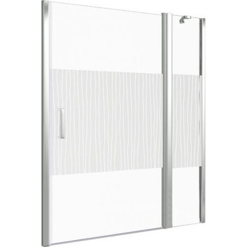 Душевая дверь в нишу Good Door Pandora WTW-140-T-CH