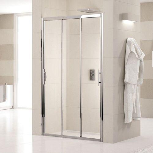 Душевая дверь в нишу Novellini Lunes P LUNESP114-2K
