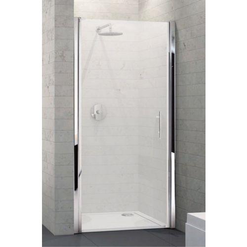 Душевая дверь в нишу Novellini Young 1B YOUNG1B96-4K 96-102 см