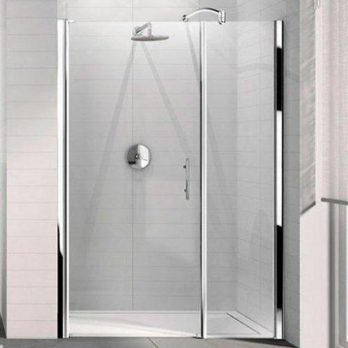 Душевая дверь в нишу Novellini Young G+F in line YOUNGGF126-4K 126-132 см