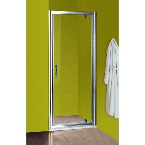 Душевая дверь в нишу Olive'S Granada D 75-80 см стекло прозрачное