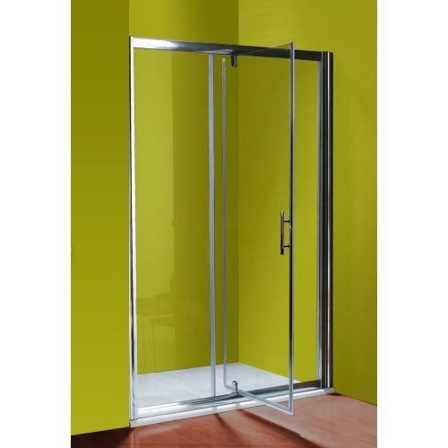 Душевая дверь в нишу Olive'S Granada PD 135-140 см стекло прозрачное