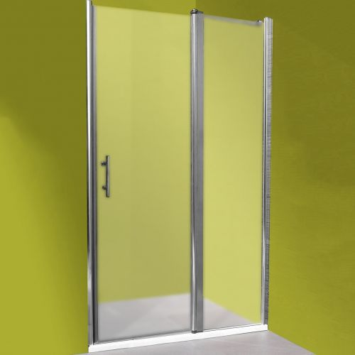 Душевая дверь в нишу Olive'S Zaragoza HD (117-119)x190 стекло матовое